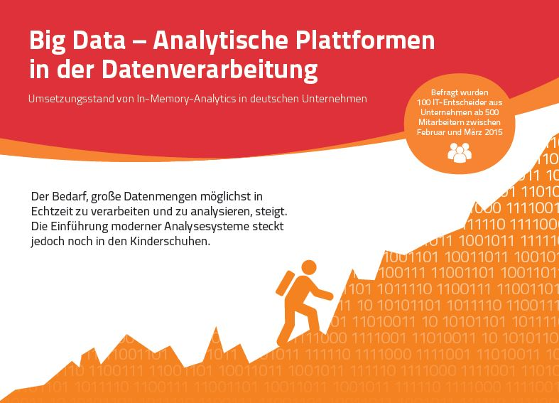 Infografik: In-Memory-Analytics