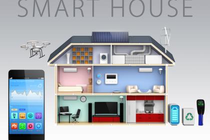 """Smart Home: """"Licht an! Heizung an! Digitalisierung AN!"""""""