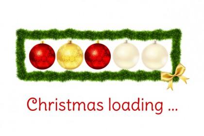 Digital exzellente Weihnachten