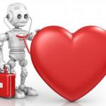 Digitale Pflege - Medizinroboter