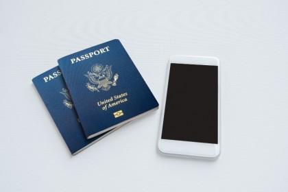 Smartphone als Reisepass