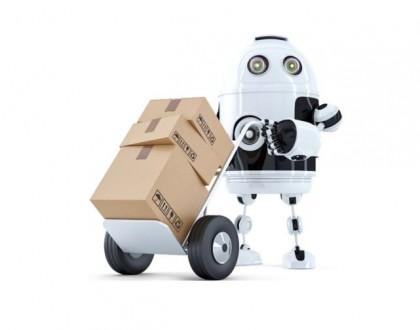 Hermes Lieferroboter