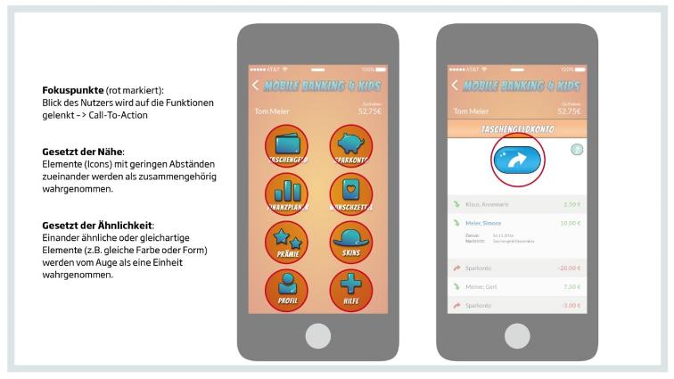 Mobile Banking App Design