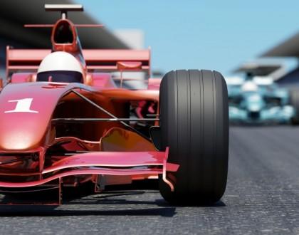 Datengetriebene Agilität Formel 1