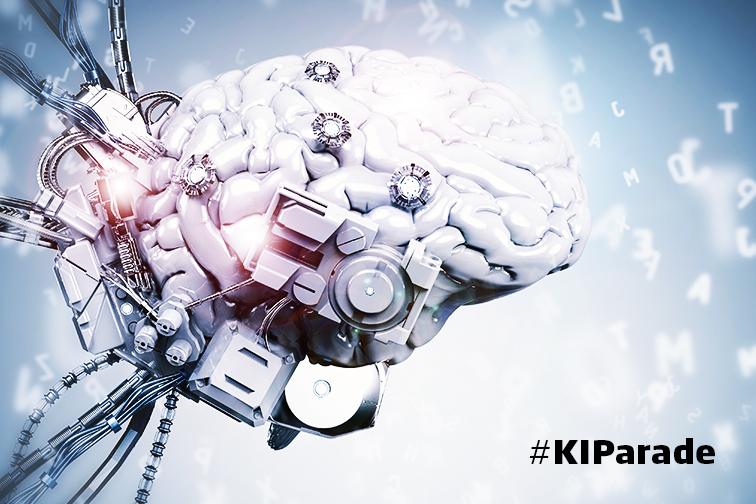 Roboter Blogparade Künstliche Intelligenz