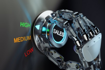 Künstliche Intelligenz als Salesdforce