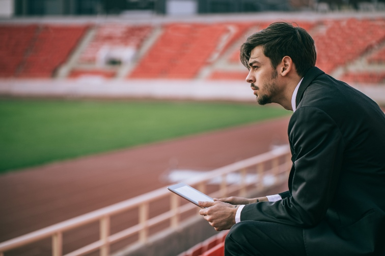 Smart Data im Profifußball