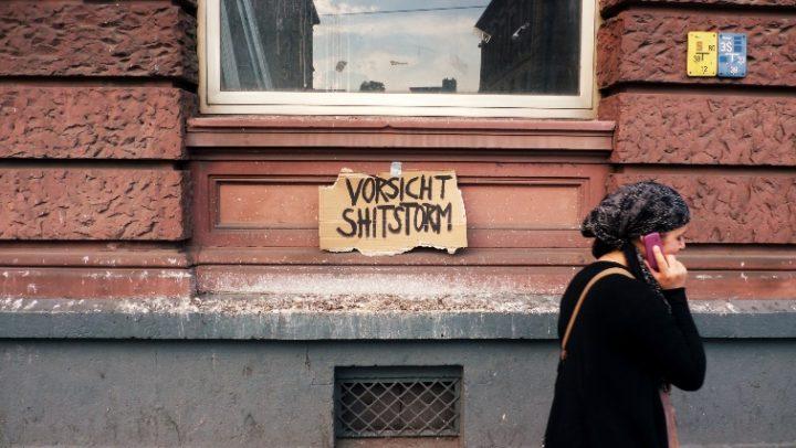 Shitstorm Versicherung Digitalisierung