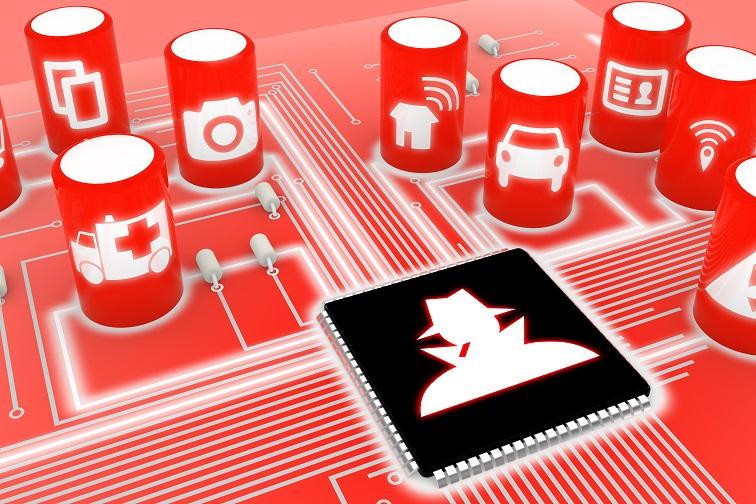 Das S in IoT steht für Sicherheit