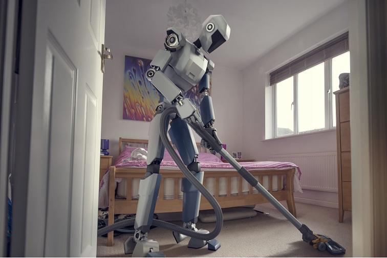 Roboter vor Kündigung nicht gefeit