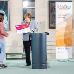Girls'Day 2019 Bundeskanzerlin empfämgt Berliner Schülerinnen