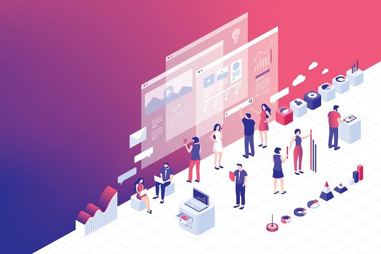 Digitale Plattformen: Ran an die Datenpunkte