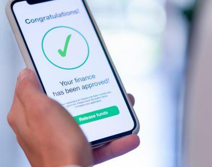 Banken Digitale Kreditlpattform für Unternehmen