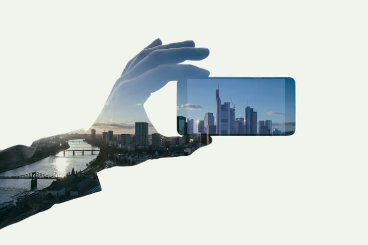 Digital-Reiseland Deutschland: Vom Banken-Viertel  zur Fintech-Metropole