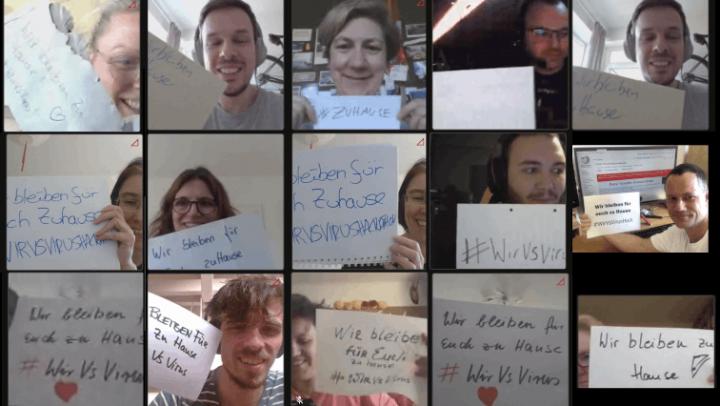 #wirvsvirus Hackathon