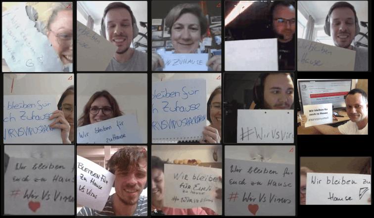 #wirvsvirus Hackathon: 4 von 43.000