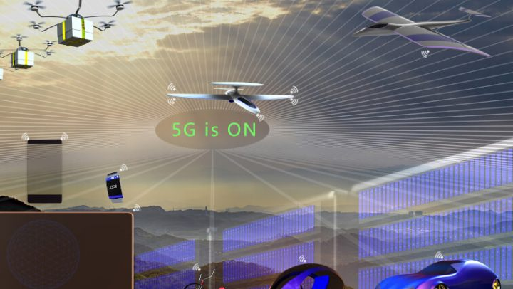 5G Punktlandung