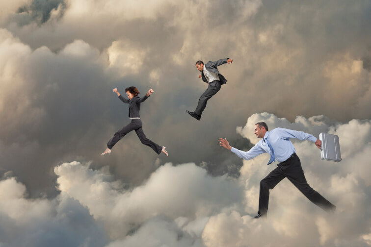 IT-Migration 3 Schritte in die Cloud
