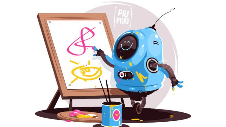 Algorithmus KI und Design