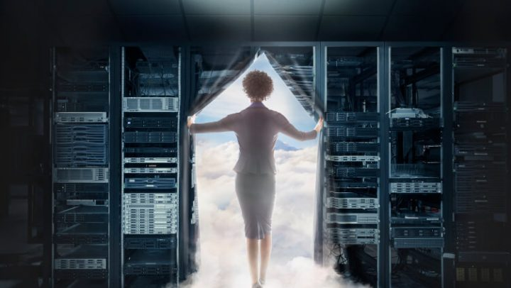Mainframe Cloud Cpmputing
