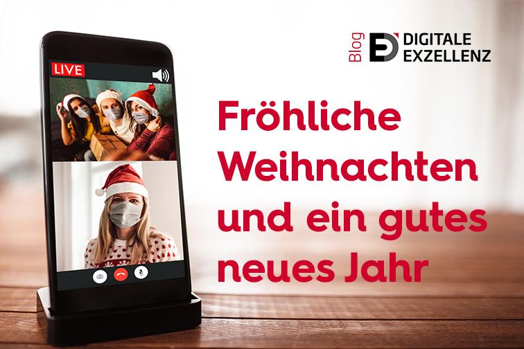 Bescherung im Live-Stream: Wenn Weihnachten digital stattfindet