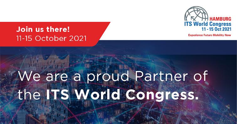 Meet us @ ITS World Congress