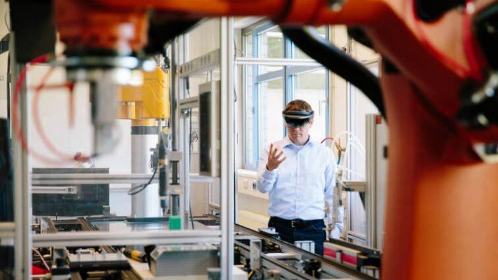 Industrie 4.0 im Schnelldurchlauf